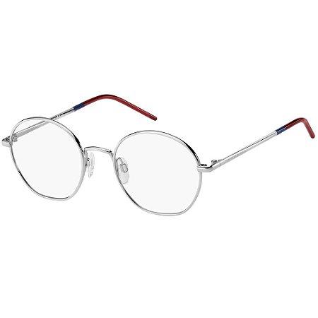 Óculos de Grau Tommy Hilfiger TH 1681 -  49 - Cinza