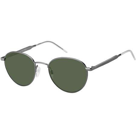 Óculos de Sol Tommy Hilfiger TH 1654/S -  52 - Cinza