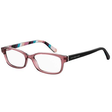 Óculos de Grau Tommy Hilfiger TH 1685 -  49 - Rosa