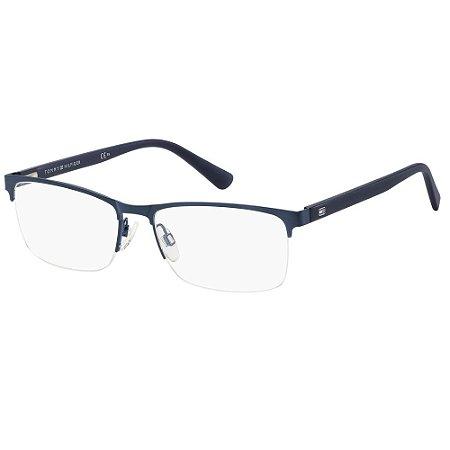 Óculos de Grau Tommy Hilfiger TH 1528 -  53 - Azul
