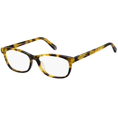 Óculos de Grau Tommy Hilfiger TH 1682 -  54 - Marrom