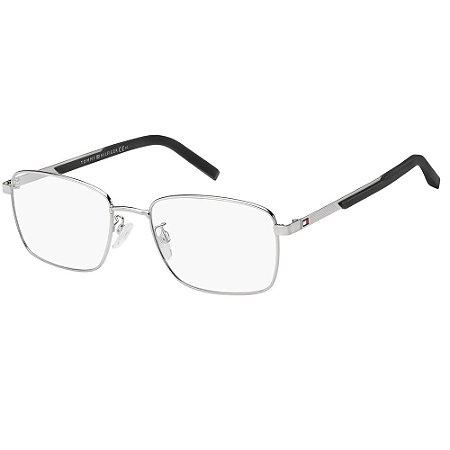 Óculos de Grau Tommy Hilfiger TH 1693/G -  56 - Cinza