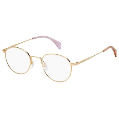 Óculos de Grau Tommy Hilfiger TH 1467 -  49 - Dourado