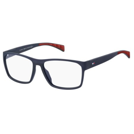 Óculos de Grau Tommy Hilfiger TH 1747 -  55 - Azul