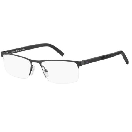Óculos de Grau Tommy Hilfiger TH 1594 -  55 - Cinza