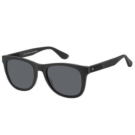 Óculos de Sol Tommy Hilfiger TH 1559/S -  52 - Preto