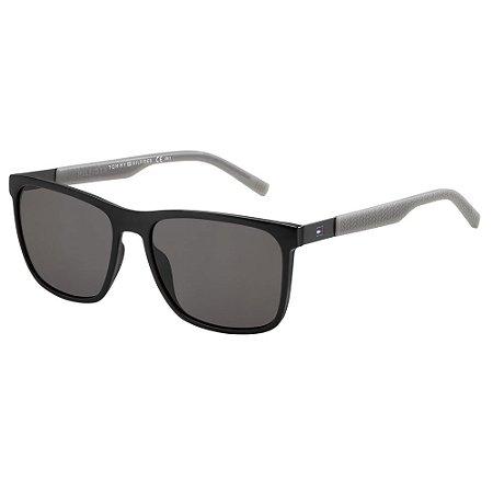 Óculos de Sol Tommy Hilfiger TH 1445/S -  57 - Preto