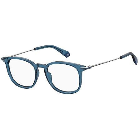 Óculos de Grau Polaroid Pld D363/G -  50 - Azul