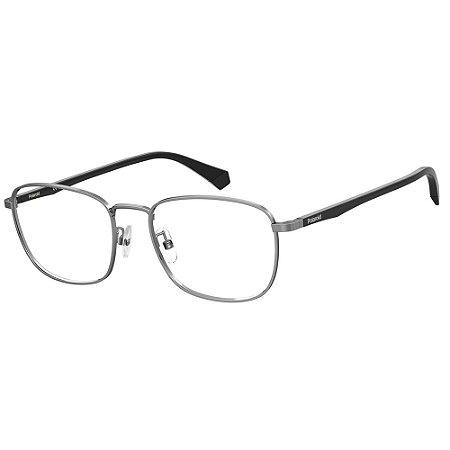 Óculos de Grau Polaroid Pld D398/G -  54 - Cinza