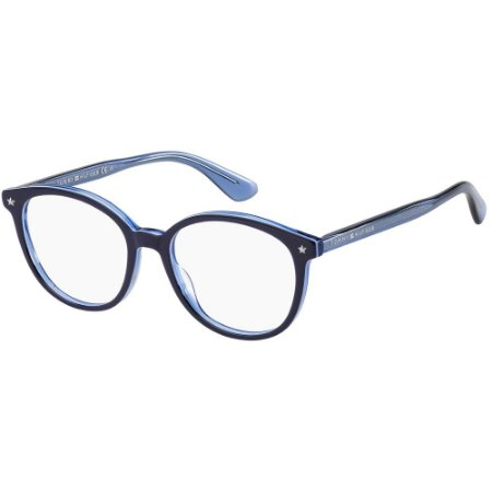 Óculos de Grau Tommy Hilfiger TH 1552 -  51 - Azul