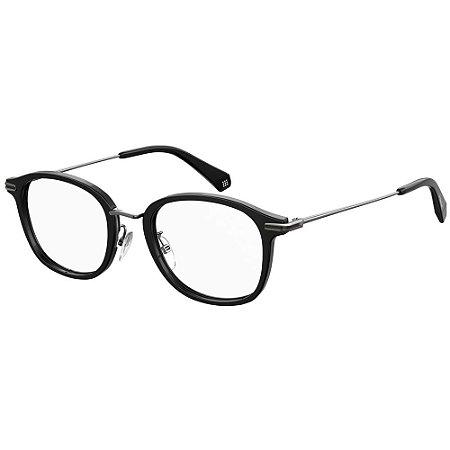 Óculos de Grau Polaroid Pld D376/G -  50 - Preto