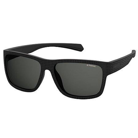 Óculos de Sol Polaroid Pld 7025/S  58 - Preto - Polarizado