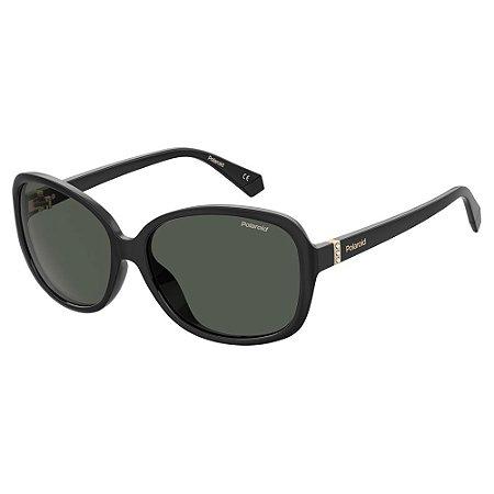 Óculos de Sol Polaroid Pld 4098/S  58 - Preto - Polarizado