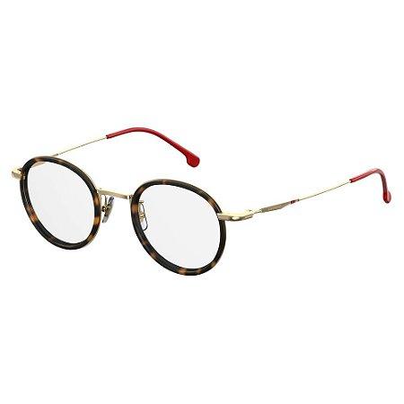 Óculos de Grau Carrera 163/V/F -  47 - Marrom