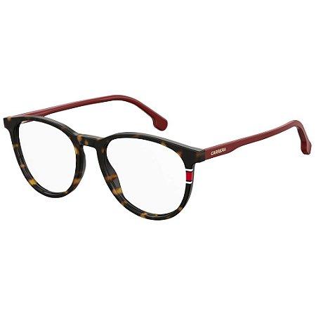 Óculos de Grau Carrera 214 -  51 - Vermelho