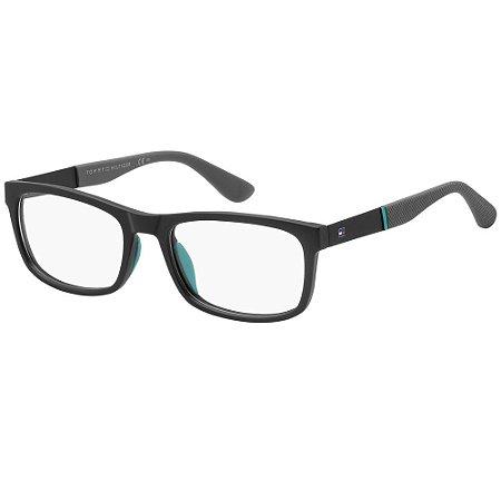 Óculos de Grau Tommy Hilfiger TH 1522 -  54 - Preto