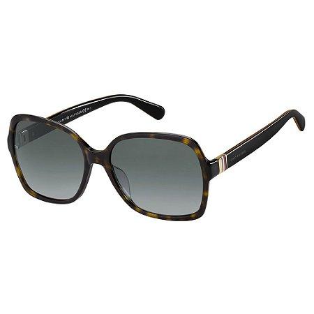Óculos de Sol Tommy Hilfiger TH 1765/S -  58 - Marrom