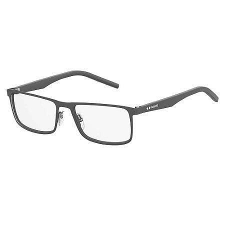 Óculos de Grau Polaroid Pld D333 -  54 - Preto