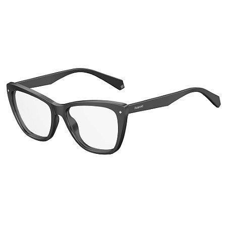 Óculos de Grau Polaroid Pld D337 -  55 - Preto