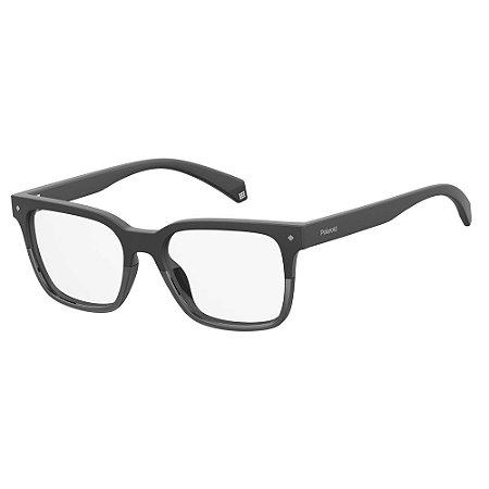 Óculos de Grau Polaroid Pld D343 -  52 - Preto