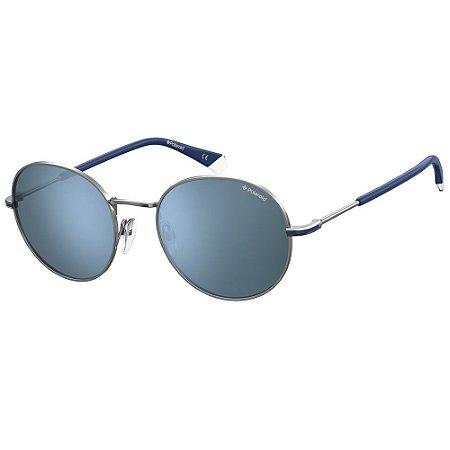 Óculos de Sol Polaroid Pld 2093/G/S  54 - Cinza - Polarizado