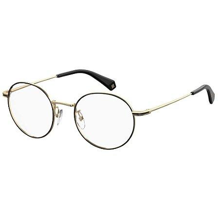 Óculos de Grau Polaroid Pld D361/G -  50 - Dourado