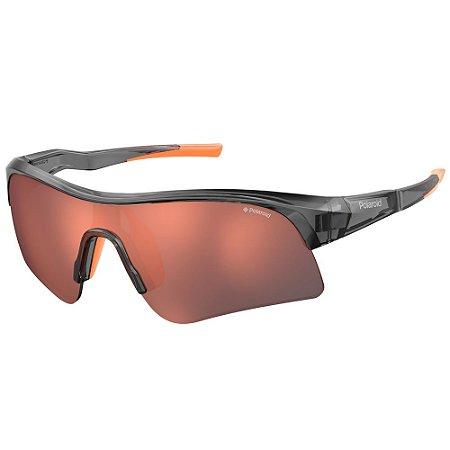 Óculos de Sol Polaroid Pld 7024/S  99 - Cinza - Polarizado