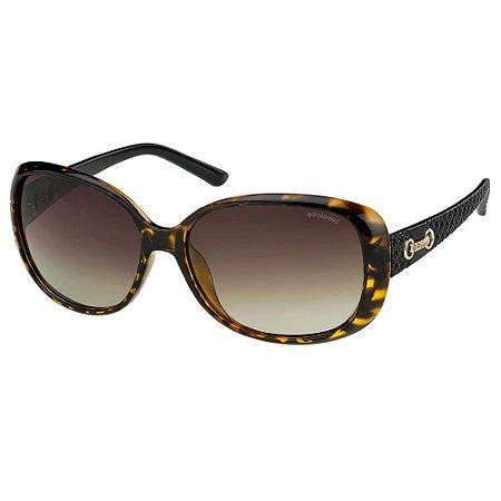 Óculos de Sol Polaroid P8430  58 - Marrom - Polarizado