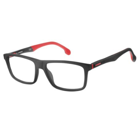 Óculos de Grau Carrera 8824/V -  56 - Preto