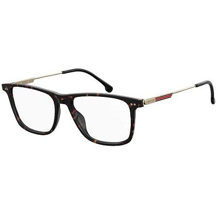 Óculos de Grau Carrera 1115 -  52 - Marrom