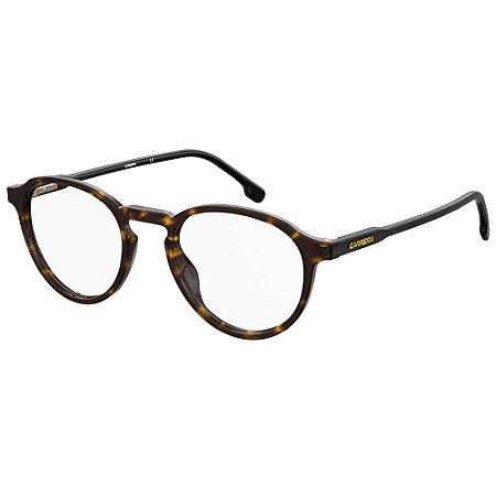 Óculos de Grau Carrera 233 -  50 - Marrom
