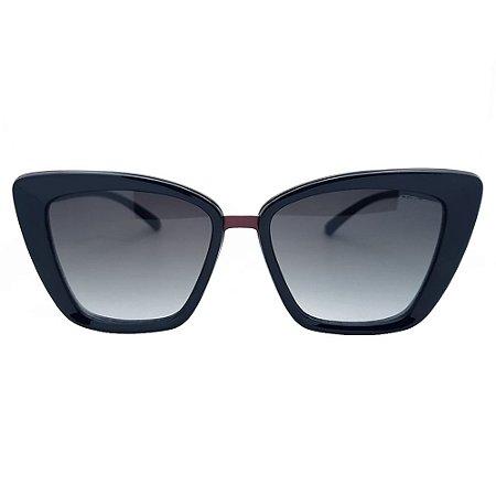 Óculos de Sol Atitude AT8026 A01 - 56 - Preto