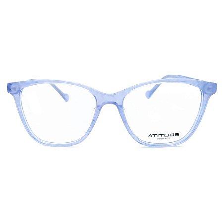 Armação de Óculos Atitude AT7147 R01 - 53 - Lilás