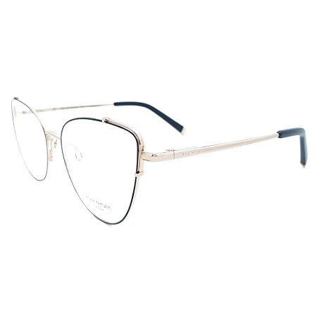 Armação de Óculos Ana Hickmann AH1397 09A - 54 - Preto