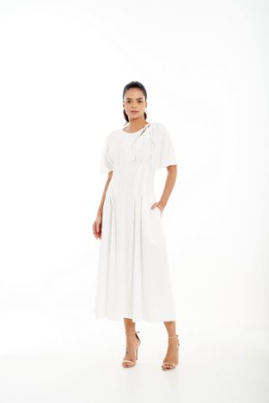Vestido Thereza em Crepe