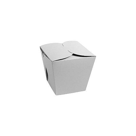 EMBALAGEM MULTI USO BOX BRANCO - 76x76x97mm - 100 UNIDADES