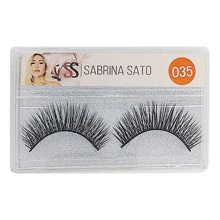 Cílios Postiços 5D-F035 Sabrina Sato SS-1392