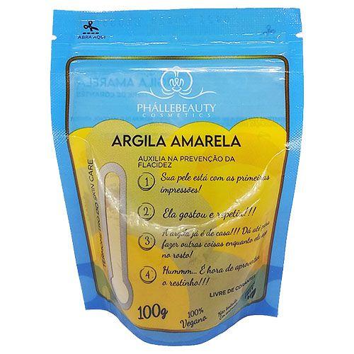 Argila Amarela Phállebeauty PH0536