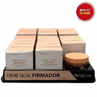 Creme Facial Firmador Max Love - Box c/ 22 unid