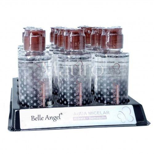 Água Micelar Belle Angel SCA003 - Box c/ 12 unid