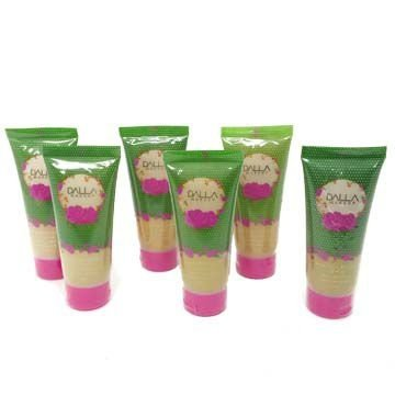 Base Matte Vegana Dalla DL0306 Peles Claras - Kit c/06 unid