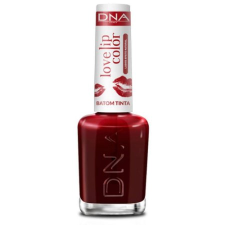 Batom Love Red Lip Tint Color DNA Italy