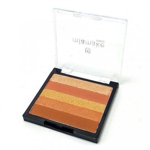 Blush Mosaico Mia Make 11022 - Box c/ 12 unid