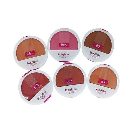 Blush Ruby Rose HB-6104 - Kit c/ 06 unid