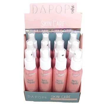 Bruma Fixadora Skin Care Dapop DP2038 – Box c/ 12 unid