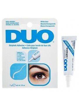 Cola Para Cílios Postiços Duo Adhesive Transparente – Box c/ 12 unid
