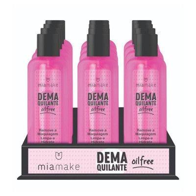 Demaquilante Oil Free Mia Make TF025 - Box c/ 12 unid