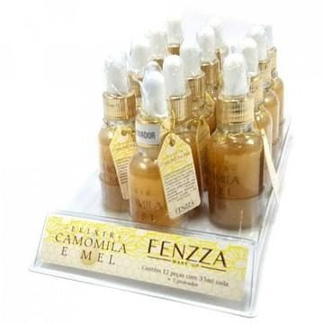 Elixir Camomila e Mel Fenzza FZ37001 - Box c/ 12 unid