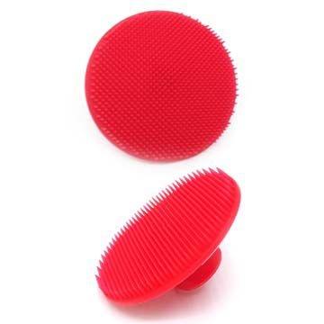 Escova de Silicone para Limpeza Facial Mandala JD-2085