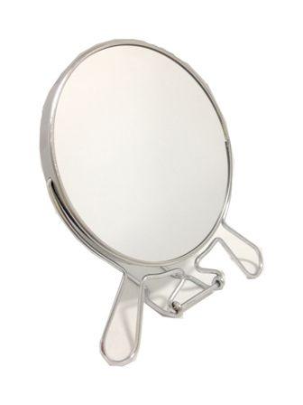 """Espelho Giratório de Mesa Dobrável 5"""" HJ71701"""